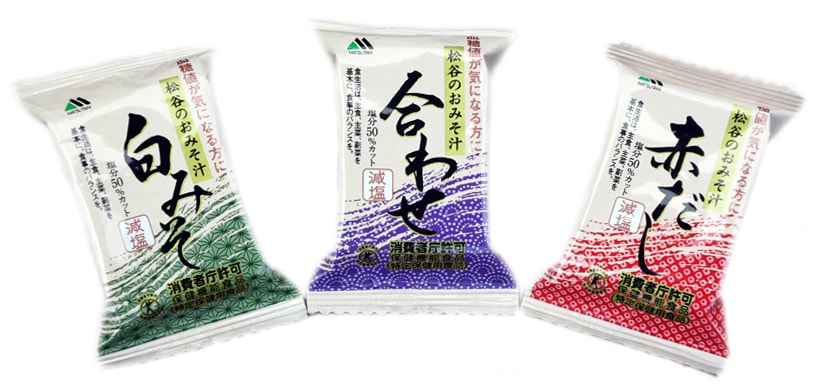 松谷のおみそ汁