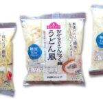 【イオン】トップバリュ 糖質0.7g以下 おから入りこんにゃく麺 3種