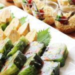 【大阪】7月度『おしゃれで楽しい低糖質料理教室』生徒募集中!