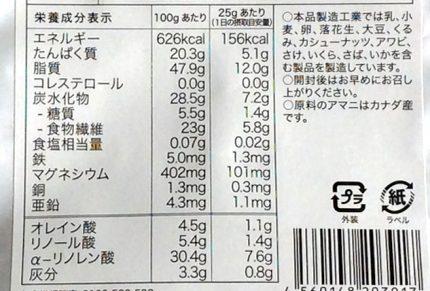 栄養成分5430